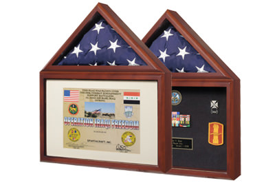 Capitol Flag & Display Flag Case