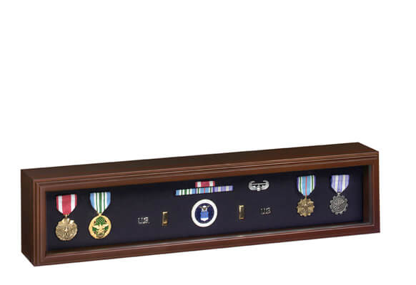 Medal Display Case Flag Case